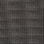 Charcoal Gray Diamond Weave Silk Tie #22