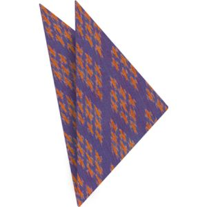 Mudmee Silk Pocket Square # 30