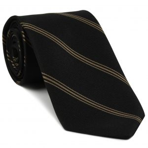 Grays Inn Striped Silk Tie #UKL-2