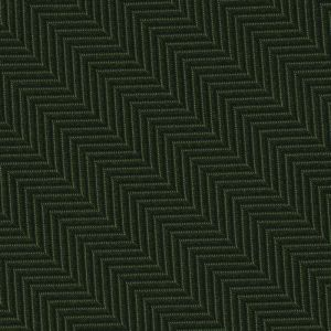 Forest Green Herringbone Silk Tie #HBT-11