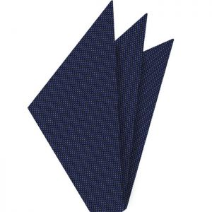 Royal Blue Oxford Silk Tie #FFOXT-4