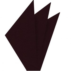 Burgundy Diamond Weave Silk Pocket Square #FFDP-12