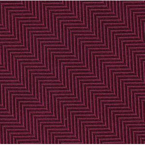Fuchsia Herringbone Silk Pocket Square #HBP-8