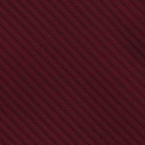 Burgundy Grosgrain Silk Pocket Square #GGRP-4
