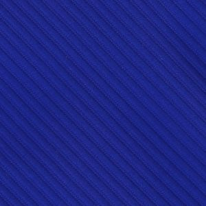 Royal Blue Grosgrain Silk Pocket Square #GGRP-5