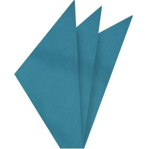 Sky Blue Mogador Solid Pocket Square #MGSOP-12