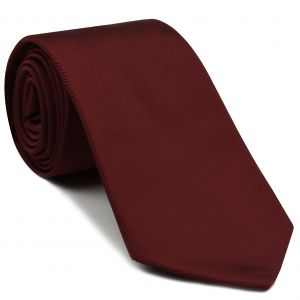 Red Mogador Solid Tie #MGSOT-6