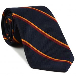 Blue Christ's Hospital - Old Boys Silk Tie #OBT-5