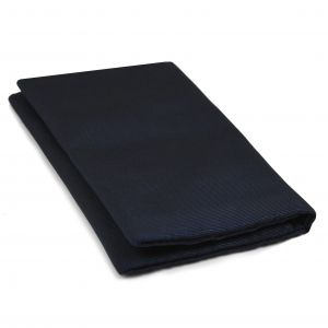 Navy Blue Mogador Solid Wallet #3