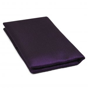 Purple Oxford Silk Wallet #15