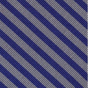 Inner Temple Striped Silk Pocket Square #UKLP-3