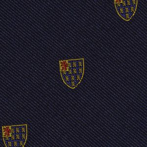 Lincolns Inn Crest Silk Pocket Square #UKLP-6