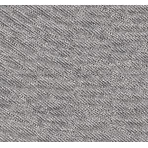 Silver Gray Shantung Solid Silk Pocket Square #SHSOP-1
