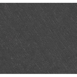 Charcoal Gray Shantung Solid Silk Pocket Square #SHSOP-3