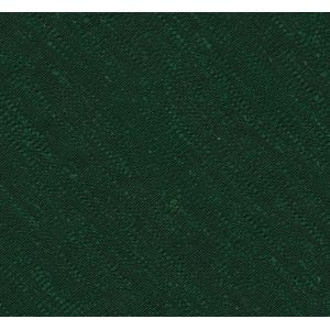 Forest Green Shantung Solid Silk Pocket Square #SHSOP-5