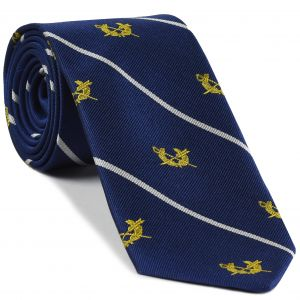 Judge Advocate General's Corps Silk Tie #AMT-10