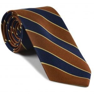 Indian Army General Silk Tie #RGT-57
