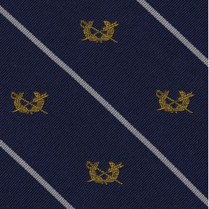Judge Advocate General's Corps Silk Pocket Square #AMP-10