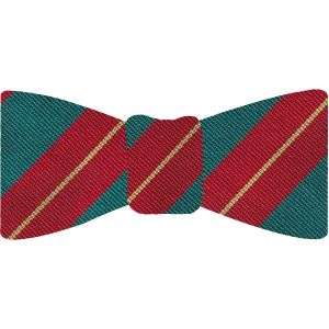 Punjab Frontier Force Silk Bow Tie #RGB-63
