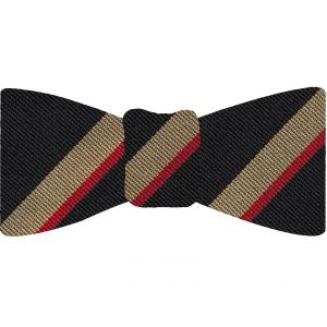 7th City Of London Silk Bow Tie #RGB-65