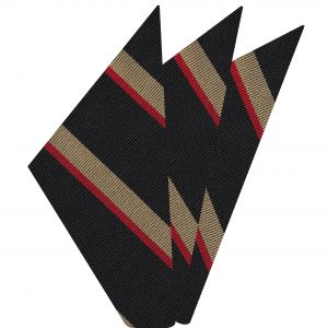 7th City Of London Silk Pocket Square #RGP-65