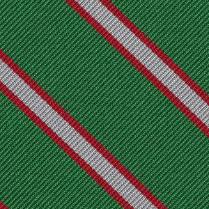 Royal St. George's Golf Club Silk Pocket Square #UKCP-1