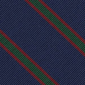 Royal Artillery Golf Club Silk Pocket Square #UKCP-2