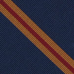 Royal Temple Yacht Club Silk Pocket Square #UKCP-3