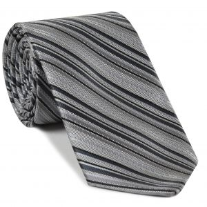 Formal/Wedding Silk Stripe Tie #WDST-2