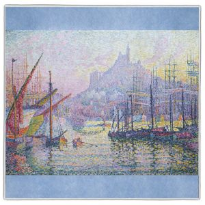 Paul Signac Pocket Square #17A