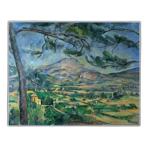 Mont Sainte, Victoire - Paul Cezanne Pocket Rectangle #ARTR-20B