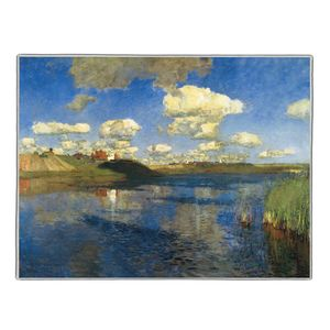 Lake - Isaac Levitan Pocket Rectangle #ARTR-22B