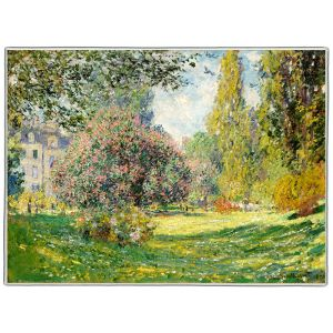 Claude Monet Pocket Rectangle #11