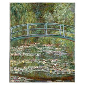 Claude Monet Painting Pocket Rectangle #12