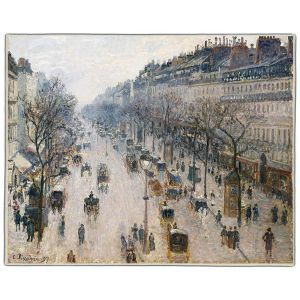 Camille Pissarro Pocket Rectangle #14