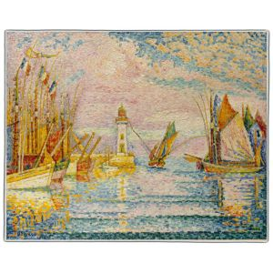 Paul Signac Pocket Rectangle #16