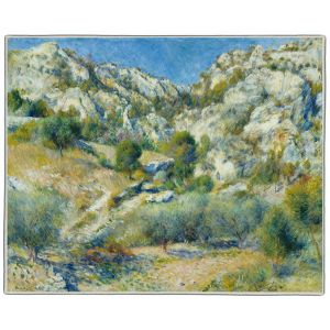 Auguste Renoir Pocket Rectangle #6