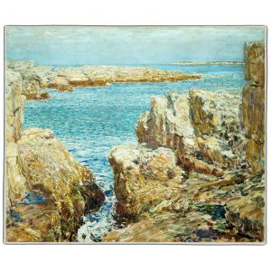 Childe Hassam  Pocket Rectangle #8