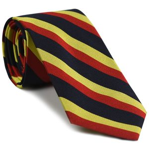 15th-19th King's Royal Hussars Silk Tie #RGT-62