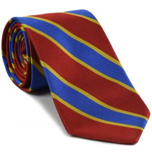 Fife and Forfar Yeomanry Silk Tie #RGT-68