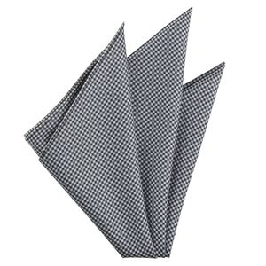 Carlo Riva - Cotton Pocket Square #3