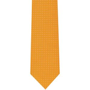 Off-White on Yellow Gold Macclesfield Silk Tie #MCPDT-23