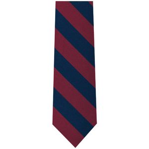 Household Cavalry Stripe Silk Tie # 39