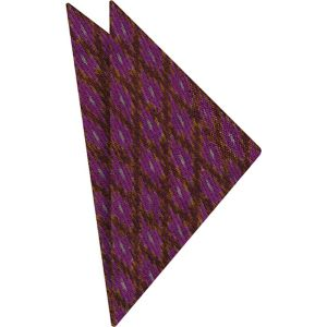 Mudmee Silk Pocket Square # 18