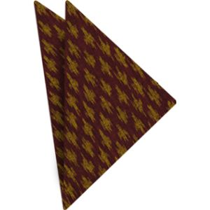 Mudmee Silk Pocket Square # 2