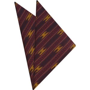 Mudmee Silk Pocket Square # 56
