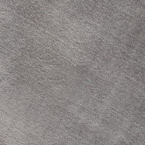 Silver Gray Shot Thai Silk Pocket Square #16