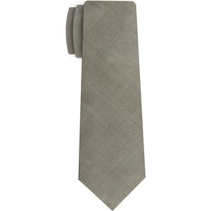 Light Brown Shot Thai Silk Tie #17