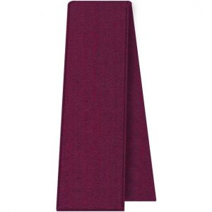 Red/Purple Thai Rough Silk Tie # 6