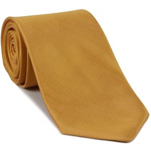 Sandy Brown Shot Thai Silk Tie #19